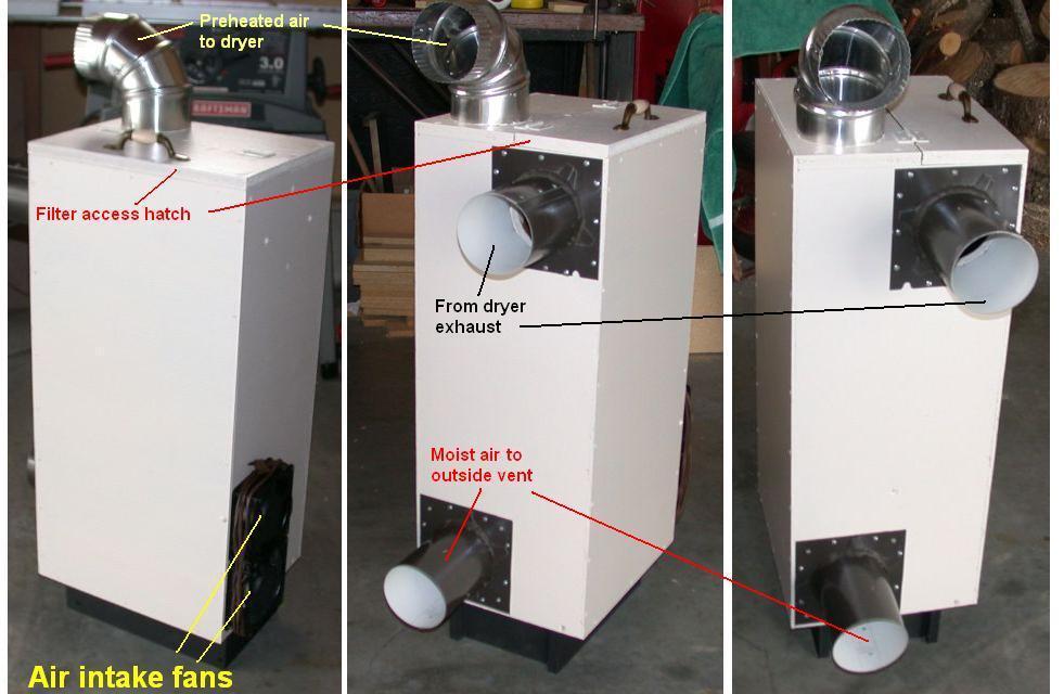 Dryer Heat Exchanger